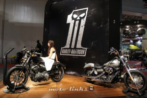 Sportster SuperLow HD Eicma
